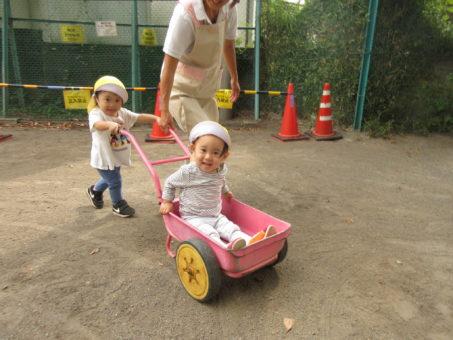 みかんぐみ 一ノ宮児童館に行ってきました。