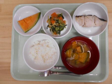 6月24日(水)食事&おやつ