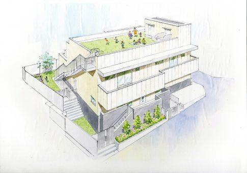 2022年4月 認可保育所(申請中)「京王キッズプラッツ桜上水」を開設します。